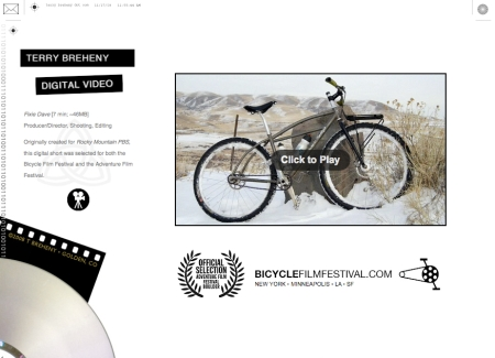 """Fixie Dave"" the movie"