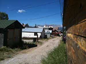 Back Alley, Leadville, Colorado